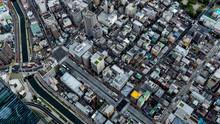 Urban Metropolitan Cityscape I...