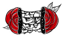 Tattoo Art Style Illustration ...