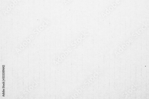 Fotografie, Obraz White recycle paper cardboard surface texture background