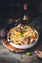 Spaghetti à L'Artichau
