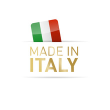 Logo Made In Italy Pour Votre ...