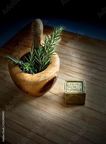 vegetal soap