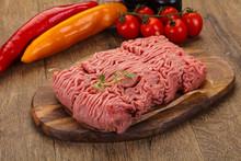 Raw Turkey Minced Meat