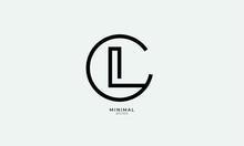 Alphabet Letter Icon Logo CL O...