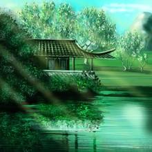 Asia Landschaft