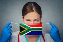 Coronavirus In South Africa Fe...