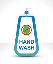 Absstract Artistic Hand Wash B...