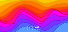 Colorful Carnival New Abstract...