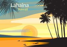 Lahaina In West Maui, Maui Cou...