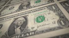 Dollar Bill Close Up Texture B...