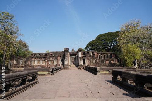 Photo archaic architecture in Thailand