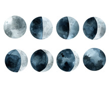 Blue Phases Of The Moon, Indig...