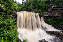 Blackwater Falls State Park In...