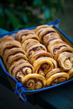 Tapenade Palmier Cookies