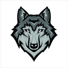 Wolf Icon Vector. Wolf Logo. W...