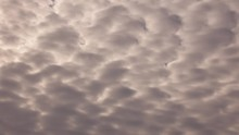 Time Lapse Dense Cumulus Cloud...