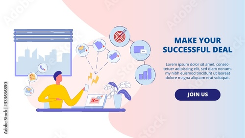 Photo Make your Successful Deal