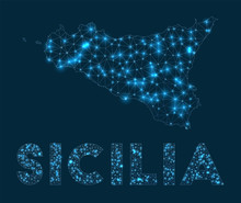 Sicilia Network Map. Abstract ...