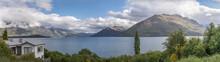 Lake Wakatipu Landscape, From ...