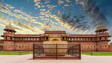Jahangiri Mahal In Agra Fort, ...