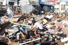 8 November 2013. Tacloban, Phi...