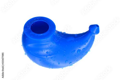 The device for nasal lavage Slika na platnu
