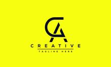 Modern Letters AC, A&C Logo De...