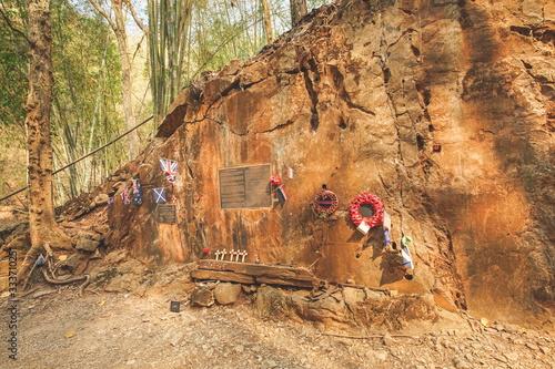 Photo Visited to Hellfire pass Memorial in Kanchanaburi.
