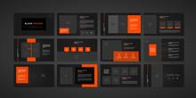 Dark Minimal Slides Presentati...