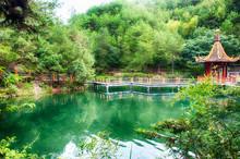 Phoenix Mountain Park In Lishu...