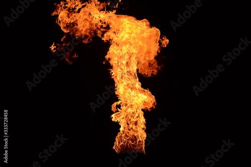 Photo Flamme