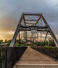 FOLSOM HISTORIC TRUSS BRIDGE