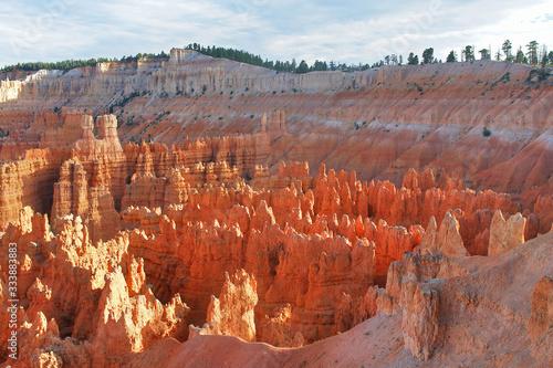 Fotografia Bryce Canyon National Park located in southwestern Utah.
