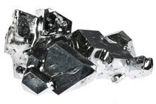 99.99% Fine Gallium Isolated On White Background