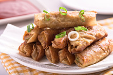 Pork Lumpiang Shanghai Is A Filipino Favorite, Its A Dish Usually Served At Parties And Feasts. This Is Very Similar To A Spring Roll.