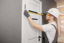 Carpenter Worker Installation ...