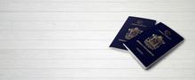 Antigua And Barbuda Passports ...