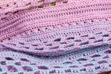 Handmade Multicolor Crochet Ba...
