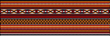 Seamless Ethnic Ornament For ...