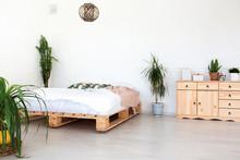 Cozy Bedroom Area At Luxury St...