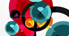 Abstract Background, Trendy Co...