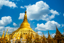Shwedagon Pagoda Attraction In...