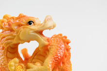 Typical Ceramic Dragon Figurin...
