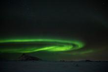 Polarlicht über Den Lofoten - Norwegen