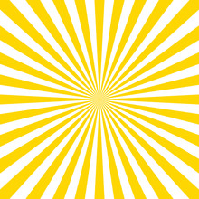 Sunburst Pattern Vector Backgr...