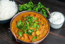Curried Roasted Eggplant With ...