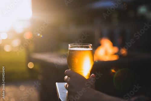 Cuadros en Lienzo Fireside