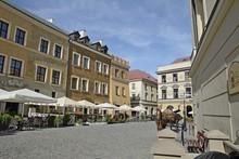Lublin Underground Track. The ...