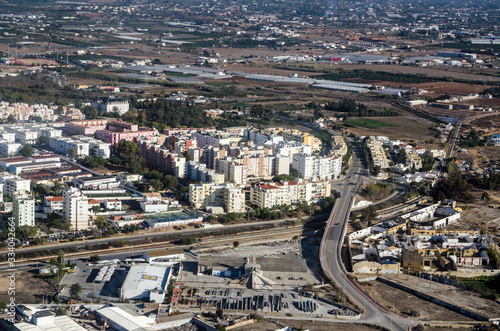 Industrial and retail sites, Faro, Portugal