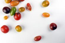 Fresh Ripe Mixed Tomato Verity...
